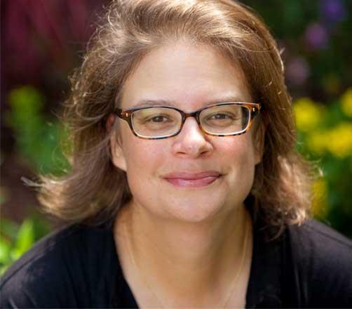 Katie Elzer-Peter CEO of The Garden of Words