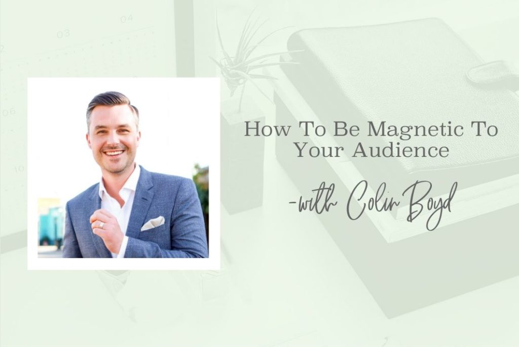 SS 36 How To Be Magnetic To Your Audience - www.TheresaLoe.com